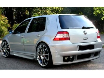 VW Golf 4 NT Rear Bumper