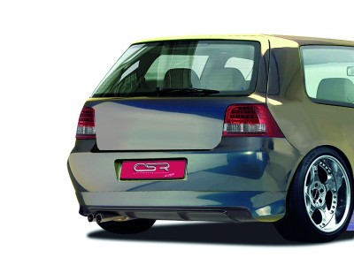 VW Golf 4 O2-Line Rear Bumper Extension