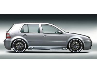 VW Golf 4 Power Seitenschwellern