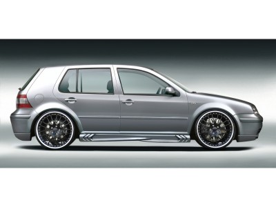 VW Golf 4 Power Side Skirts