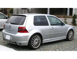 VW Golf 4 R32-Look Side Skirts