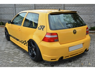 VW Golf 4 R32 Meteor Rear Bumper Extension