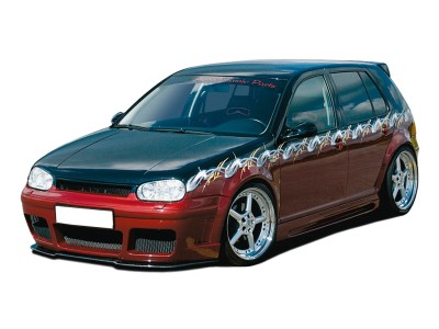 VW Golf 4 RSX Body Kit
