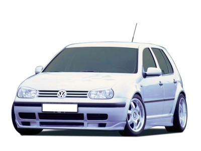 VW Golf 4 RX Front Bumper Extension