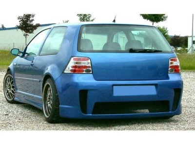 VW Golf 4 RaceStyle Rear Bumper