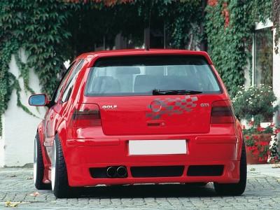 VW Golf 4 Recto2 Heckansatz