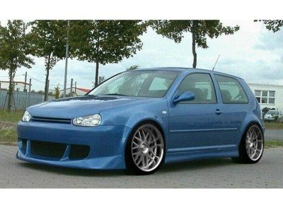 VW Golf 4 SX1-Clean Front Bumper