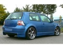 VW Golf 4 SX1 Rear Bumper Extension