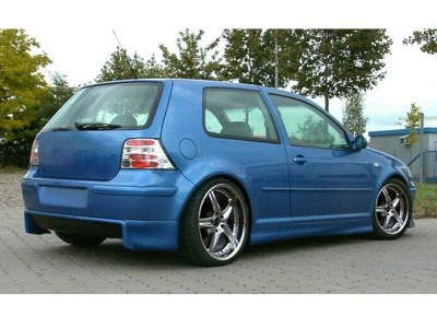 VW Golf 4 SX1 Rear Bumper Extension