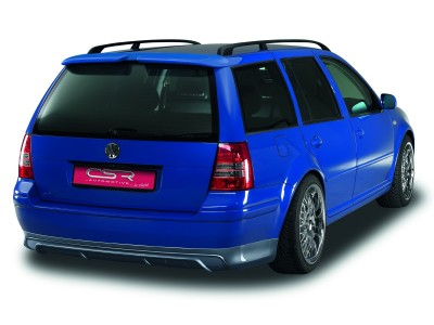 VW Golf 4 Variant NewLine Rear Bumper Extension