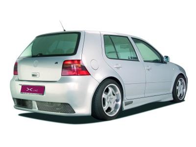 VW Golf 4 XL-Line Seitenschwellern