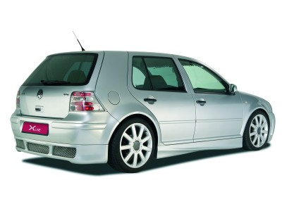 VW Golf 4 XL2-Line Rear Bumper Extension