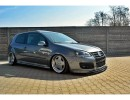 VW Golf 5 30th GTI Racer Front Bumper Extension