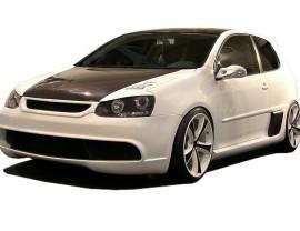 VW Golf 5 CustomLine Front Bumper