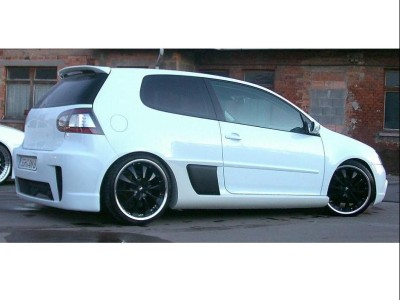 VW Golf 5 CustomLine Side Skirts
