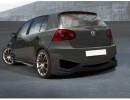 VW Golf 5 EDS Rear Bumper
