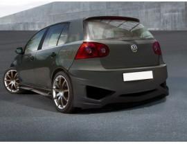 VW Golf 5 EDS Side Skirts
