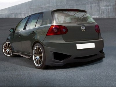 VW Golf 5 EDS Side Skirts
