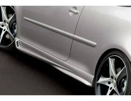 VW Golf 5 Enos Side Skirts