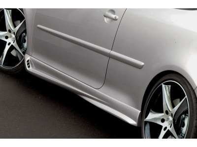 VW Golf 5 Enos Side Skirts