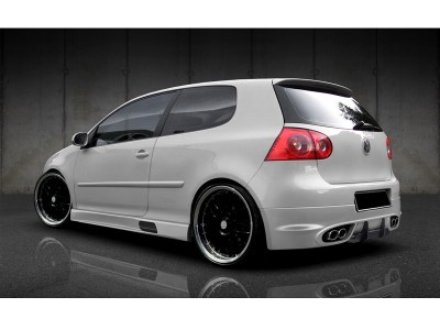 VW Golf 5 Exclusive Rear Bumper