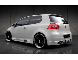 VW Golf 5 Exclusive Side Skirts