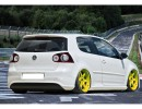 VW Golf 5 Extensie Bara Spate R32-Clean-Look