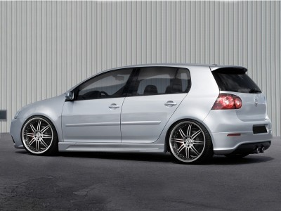 VW Golf 5 Extreme Side Skirts
