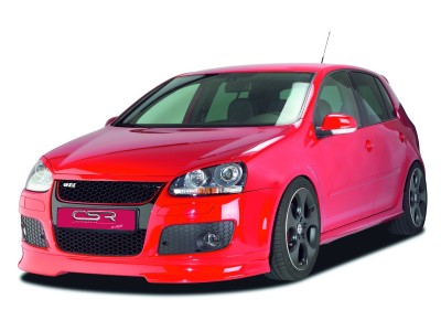 VW Golf 5 GT/GTI XL-Line Front Bumper Extension