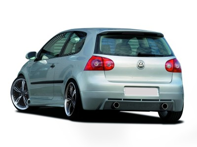 VW Golf 5 GTI Enos Rear Bumper Extension