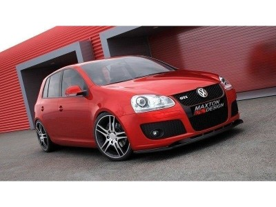 VW Golf 5 GTI Extensie Bara Fata M-Style