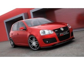 VW Golf 5 GTI M-Style Front Bumper Extension