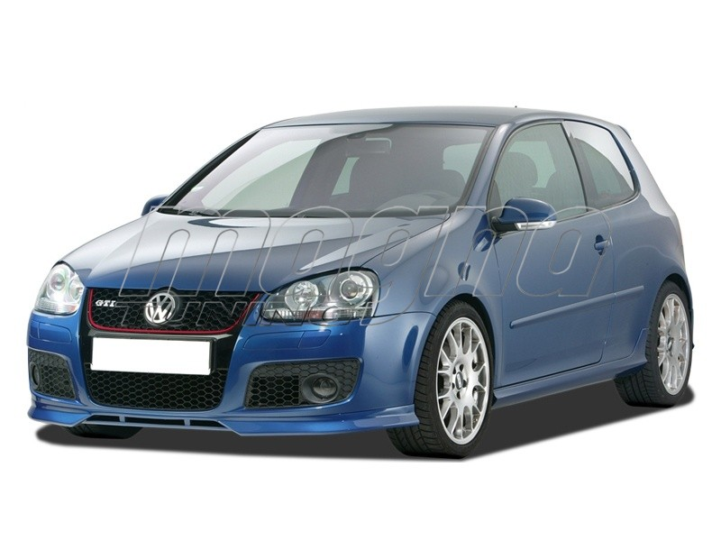 vw golf 5 gti r line front bumper extension. Black Bedroom Furniture Sets. Home Design Ideas