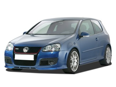 VW Golf 5 GTI R-Line Front Bumper Extension