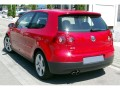 VW Golf 5 GTI-Replica Rear Bumper Extension