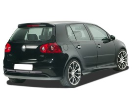 VW Golf 5 GTI-Style Rear Bumper Extension
