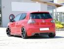 VW Golf 5 GTI Vortex Rear Bumper Extension