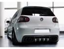VW Golf 5 GTS Rear Bumper