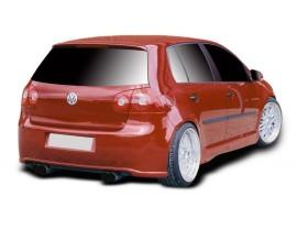 VW Golf 5 GTX Side Skirts