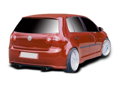 VW Golf 5 GTX Side Skirts