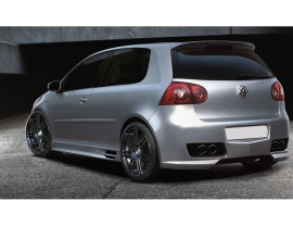 VW Golf 5 H-Design Rear Bumper