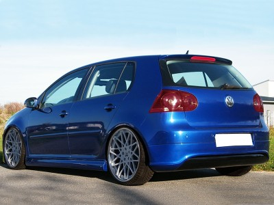 VW Golf 5 Intenso Rear Bumper Extension