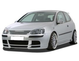 VW Golf 5 N2 Front Bumper Extension