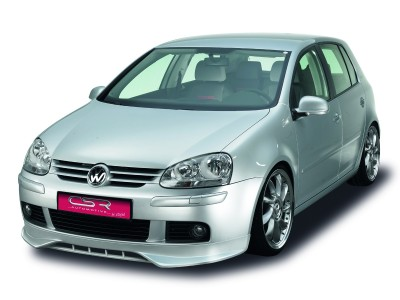 VW Golf 5 NewLine Front Bumper Extension