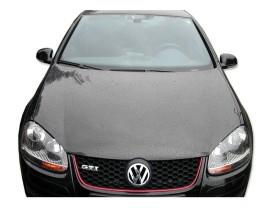 VW Golf 5 OEM Carbon Fiber Hood