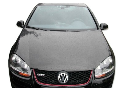 VW Golf 5 OEM Carbon Fiber Hood