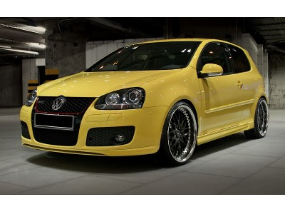 VW Golf 5 PR Side Skirts
