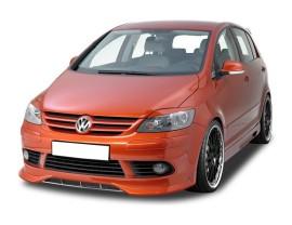 VW Golf 5 Plus Crono Front Bumper Extension