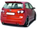 VW Golf 5 Plus Crono Rear Bumper Extension