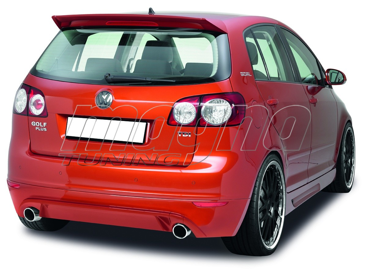 vw golf 5 plus crono rear wing. Black Bedroom Furniture Sets. Home Design Ideas